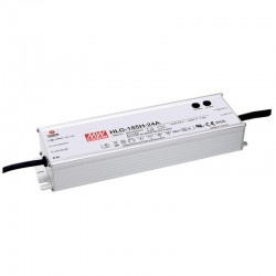 Transformador LED 185 Watts